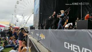 RATHMORE, CELTIC MUSIC, FINAL SET, CHEVROLET STAGE, STATE FAIR OF TEXAS, DALLAS OCT 2018