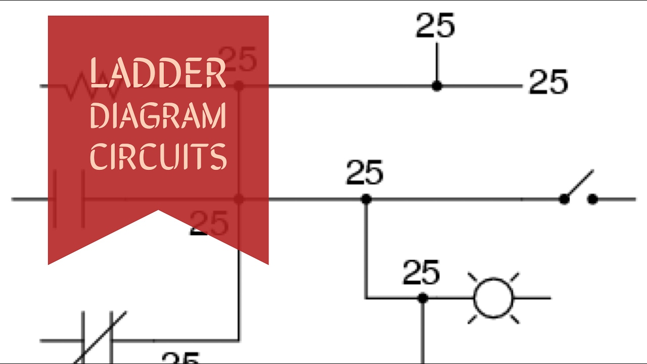 Ladder Diagram Circuits : Mechatronics Lectures  YouTube