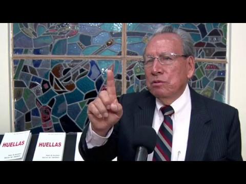 En la Casa de la Cultura se presento el libro Huellas de Ney Barrionuevo Silva