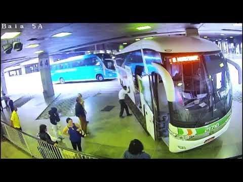 Imagens das câmeras de segurança da Rodoviária de BH podem ajudar desvendar desaparecimento