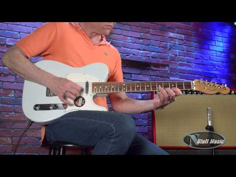 Fender Limited Edition American Standard Telecaster Channel Bound | N Stuff Music