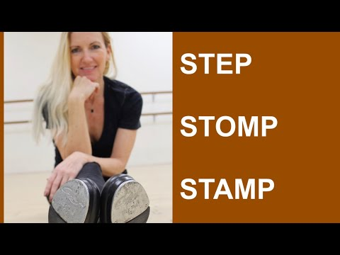 TAP ADDICT STEP STOMP STAMP