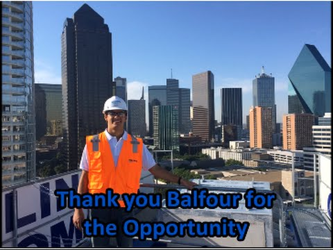 Balfour Beatty Internship Video