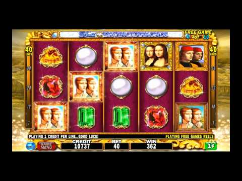 Double Da Vinci Diamonds | High 5 Games
