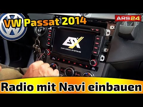 kenwood dnx 521 dab im golf 5 einbauen tutorial a. Black Bedroom Furniture Sets. Home Design Ideas