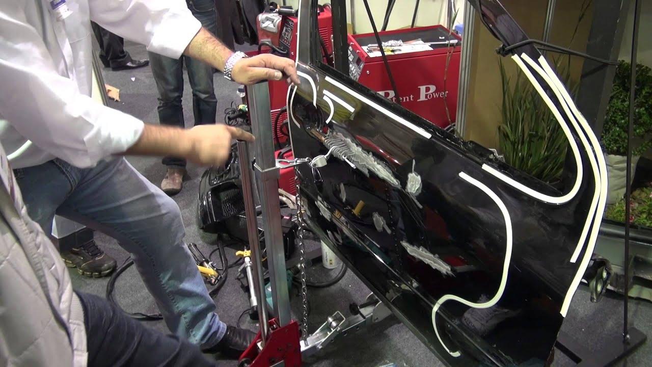 Ferramentas para retirar pequenos amassados da lataria do carros  #936C38 1920x1080