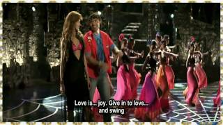DHOOM MACHALE - ENG SUBS - DHOOM - FULL SONG - *HQ* & *HD* ( BLUE RAY )