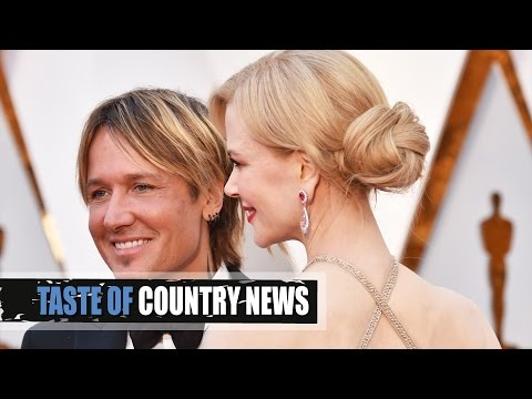 Keith Urban: Nicole Kidman Inspired