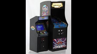 Galaga 1/4 Scale Arcade from Numskull Unboxing Review