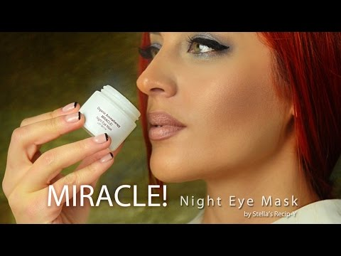 Miracle Night Eye Mask by Stella's Recip-Y
