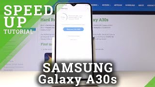 How to Speed Up Samsung Galaxy A30s – Optimize Android 9.0 Pie