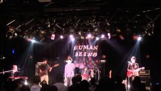 関西大学 お酒落軽音サークル HUMANBEING 2013/3/9 卒コン 椿屋四重奏 -...