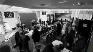 Wilson Benesch at the Bristol Sound & Vision HiFi Show 2012
