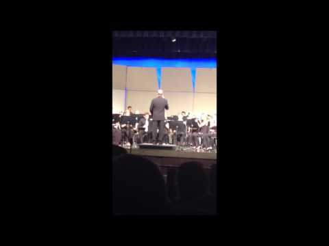 2016 JHS Spring Band Concert - Varsity Band [Part 2 of 2]