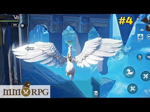 Top 10 Best MMORPG Android, iOS Games 2019 #4