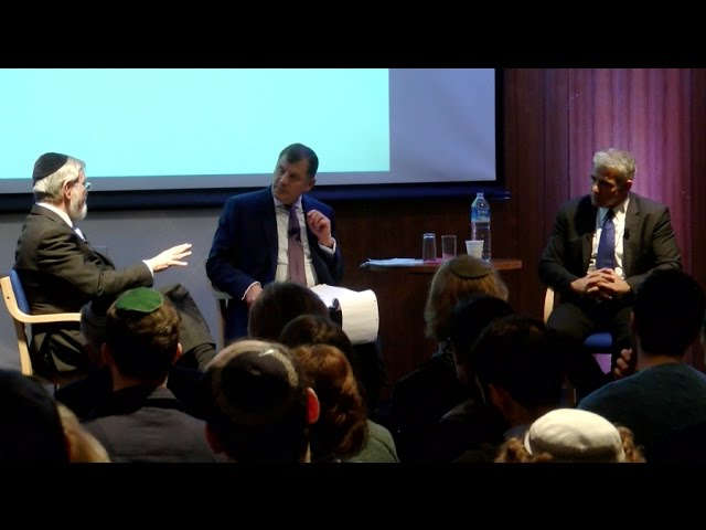 Bridging the Divides: A Conversation about Judaism and Zionism in the 21st Century