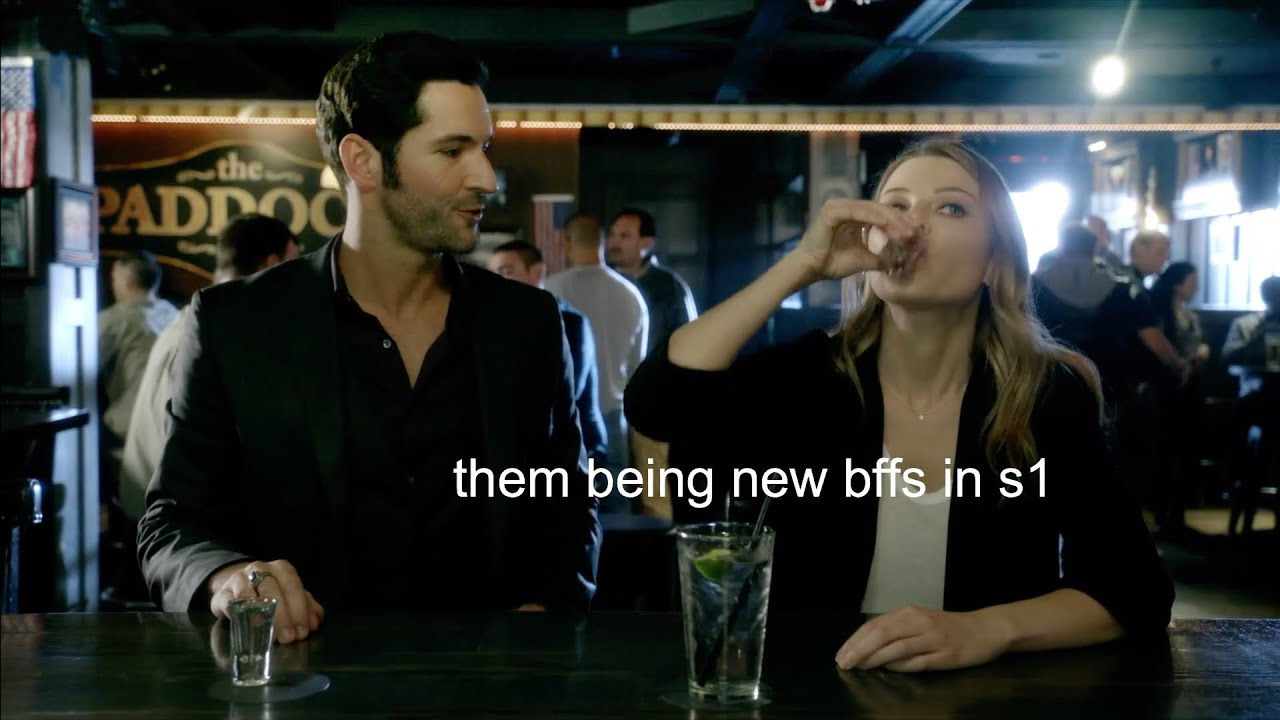 Download lucifer and chloe being best friends in s1