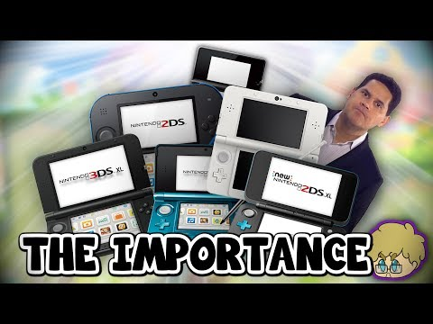 The Importance of the 3DS