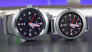 LG Watch Sport vs Style: Unboxing & Review