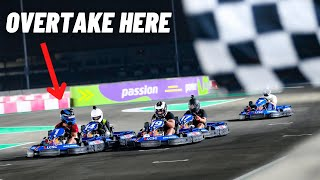Download HOW TO OVERTAKE in KARTING - (TUTORIAL) KARTING TIPS
