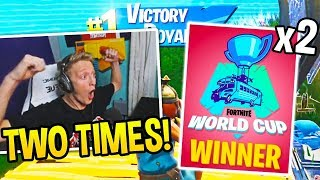 Tfue PROVES He's READY for WORLD CUP by Qualifying AGAIN in Solos!