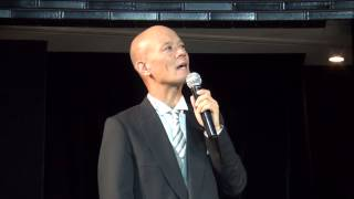 私の結婚式 社長の感動的なスピーチです 主賓挨拶 私と社長。 検索動画 16