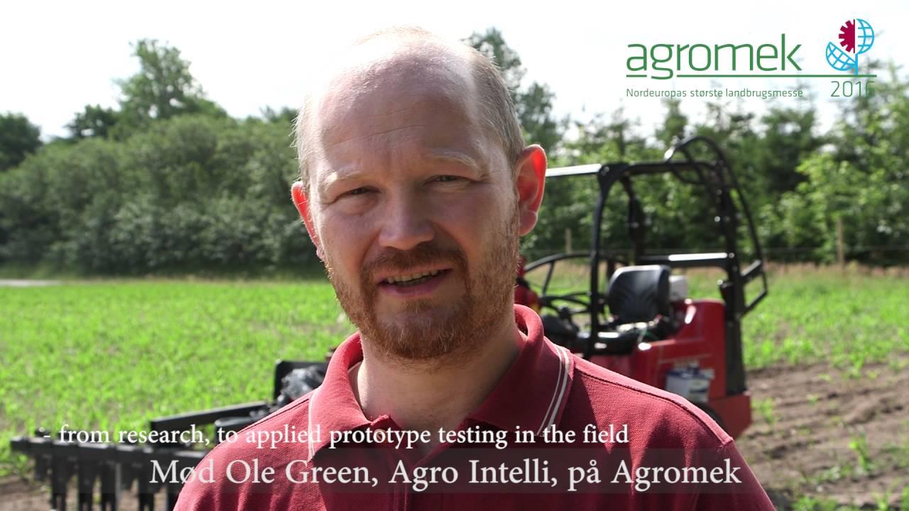 M U00f8d Agro Intelli P U00e5 Agromek 2016