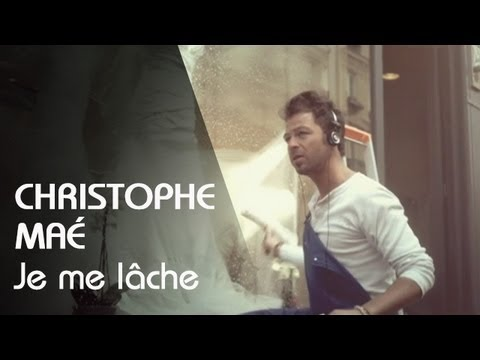 preview Christophe Maé - Je Me Lâche from youtube