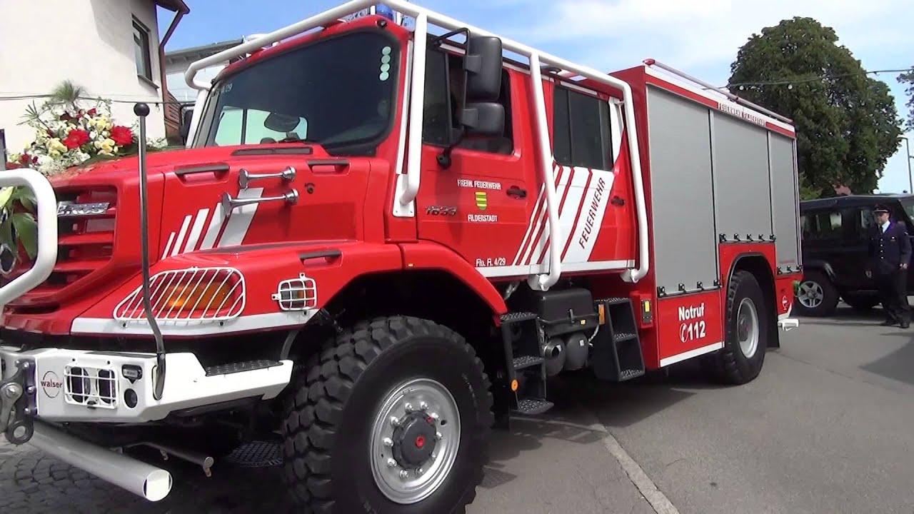 Mercedes Zetros Feuerwehr Filderstadt Abt. Plattenhardt ...