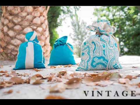 Santa Amalia Spanish Fabrics for Curtains and Upholstery