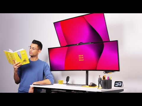 Desk Setup 2020 Tour - Minimal X Modern