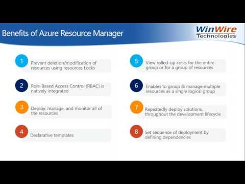 Working with Azure Resource Manager ARM Templates