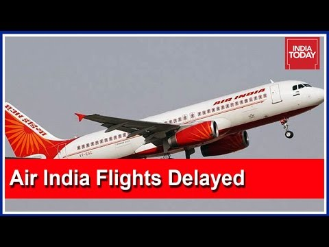 Air India Flights Delayed As Contractual Ground Staff On Strike At Mumbai Airport