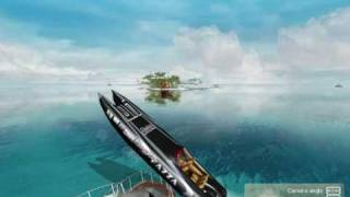 ( Aquadelic ) Powerboat GT - Speed and Stunts