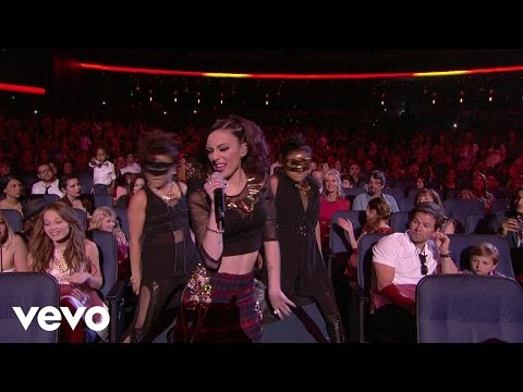 Cher Lloyd - With Ur Love (Live At The Radio Disney Music Awards 2013)
