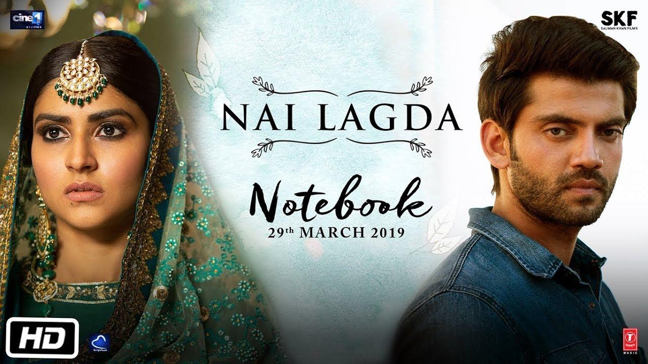 Notebook Song Nai Lagda