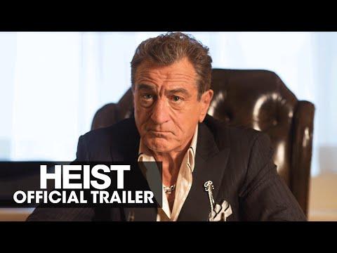 HEIST 2015 Movie  Robert De Niro, Jeffrey Dean Morgan –