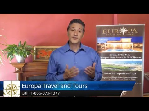 Portugal Vacations from Toronto : Europa Travel and Tours Reviews