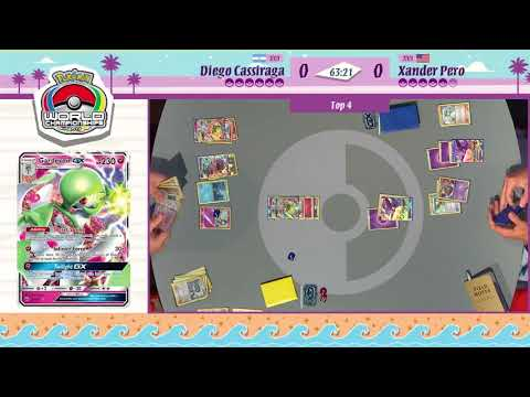 2017 Pokémon World Championships: TCG Masters Top 4