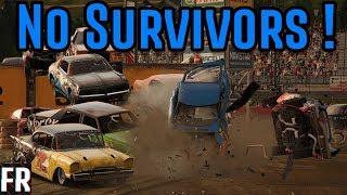Wreckfest - No Survivors !