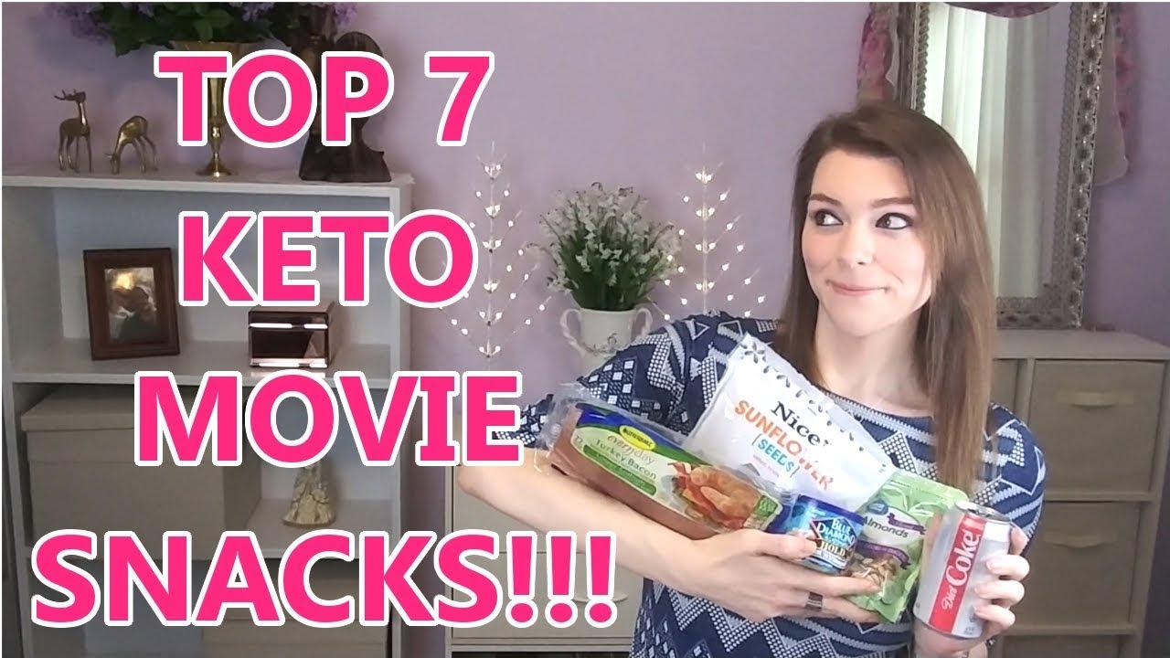 keto movie snacks popcorn alternatives youtube