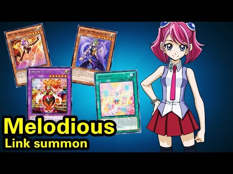 YGOPRO - Link Summon Melodious 2017 (OCG Format)