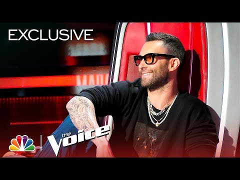 Adam Levine: A Collection of   The Voice 2018 Digital Exclusive
