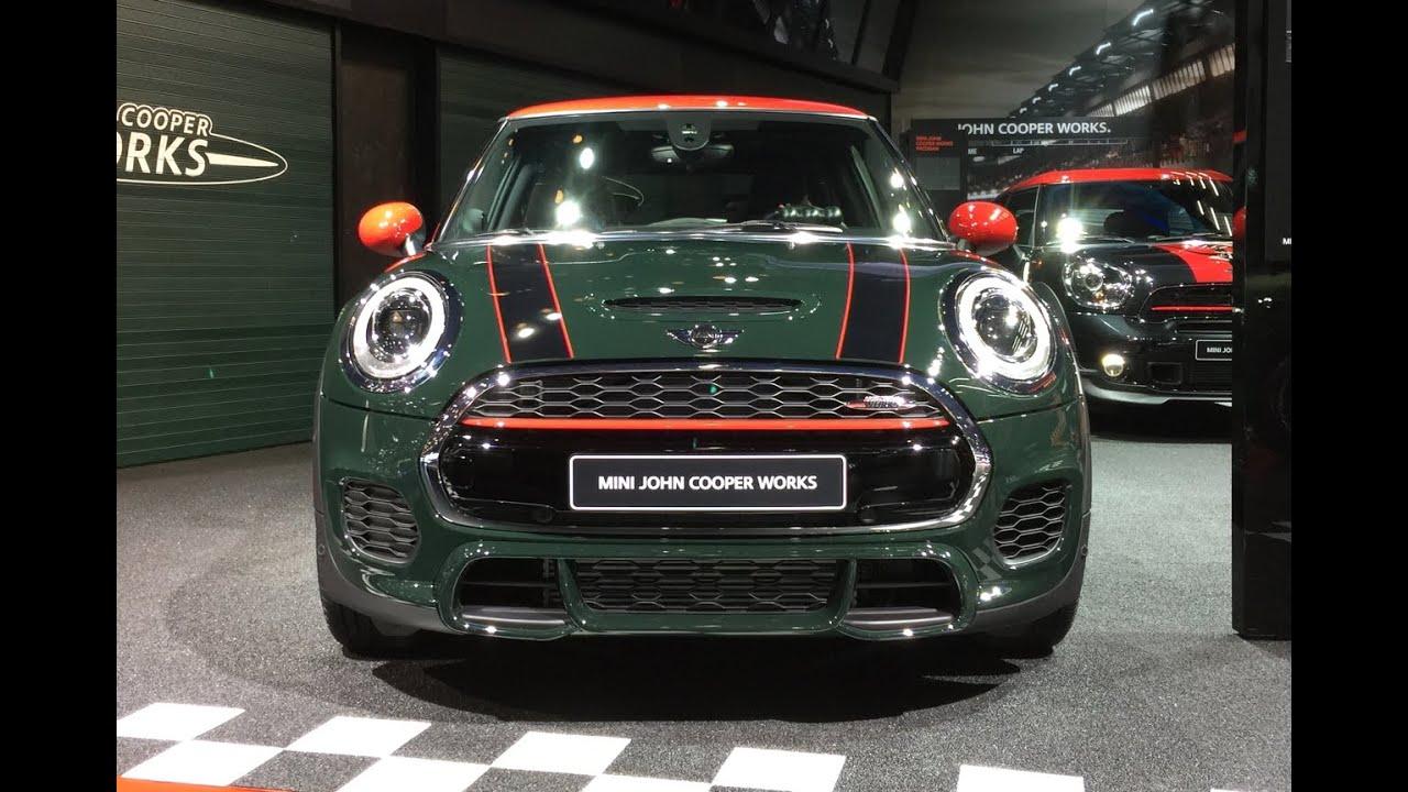 2015 Mini John Cooper Works Hardtop - 2015 Detroit Auto Show - Fast ...