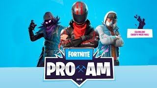 TORNEO FORTNITE PRO AM desde LOS ANGELES (E3 2018)