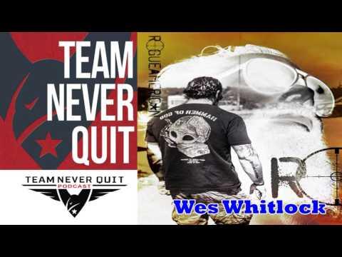 EP.#61: Wes Whitlock – CEO Rogue American Apparel – US Marine – Vetrepreneur – Philanthropist