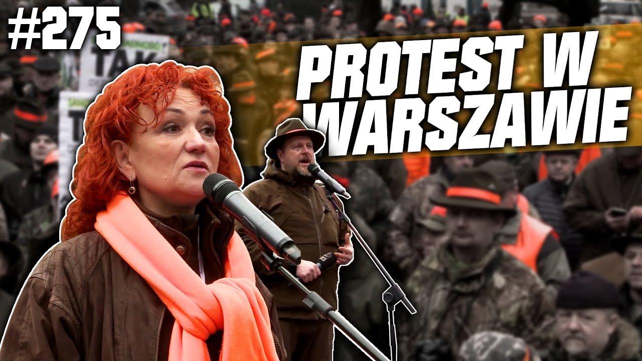 Darz Bor odc 275 – Protest w Warszawie