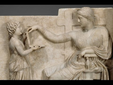 Is This Ancient Greek Statue Really Holding A Laptop Youtube