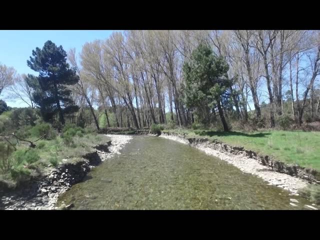 HACIA RUTAS SALVAJES Río Malavao o La Malena