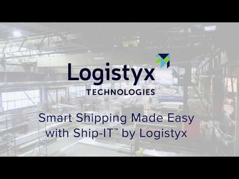 Logistyx Ship-IT Multi-Carrier Shipping Software Overview